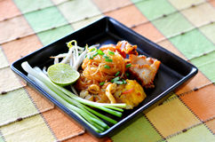 泰国的食物 免版税图库摄影