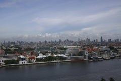 泰国的首都 免版税库存图片
