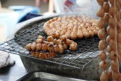 泰国的香肠 库存照片