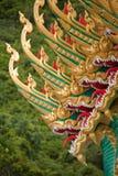 泰国的龙 免版税图库摄影