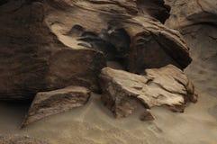 泰国的3000个BOK峡谷 库存图片