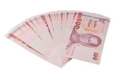 泰国的货币 免版税图库摄影