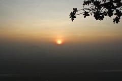泰国的黎明 免版税图库摄影