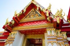 泰国的结构 曼谷全部宫殿泰国 免版税库存图片