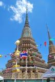 泰国的结构 库存照片