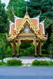 泰国的pavillion 免版税库存图片