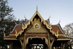 泰国的sala 免版税库存照片