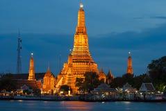 泰国的Wat 库存图片
