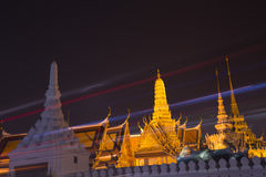 泰国皇家寺庙 库存照片