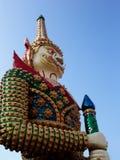 泰国监护人的寺庙 免版税库存照片