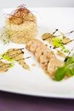 泰国盘的大虾 免版税库存照片