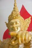 泰国神金子 库存照片