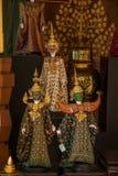 泰国种族艺术和工艺 免版税库存照片