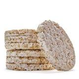 泰国米薄脆饼干 库存图片