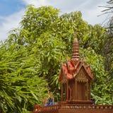 泰国精神房子06 库存图片