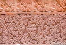 泰国线背景 免版税库存图片