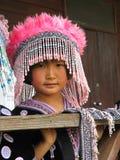 泰国美丽的女孩 免版税图库摄影