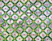 泰国背景装饰的样式 库存照片