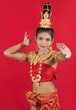 泰国舞蹈家 免版税库存图片