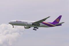 泰国航空公司 图库摄影