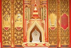 泰国艺术。 (公共场所) 免版税库存照片