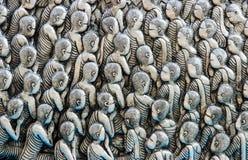泰国艺术的寺庙 库存照片