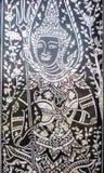 泰国艺术,珍珠艺术 库存图片