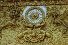 泰国艺术 免版税库存图片