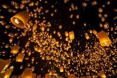泰国节日 免版税库存照片