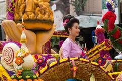 泰国花节日 库存图片