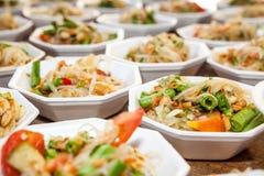 泰国菜 免版税库存图片