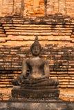 泰国菩萨Staute 免版税库存照片