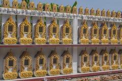泰国藏有古代遗骨的洞穴 库存图片