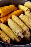 泰国街道玉米 库存图片
