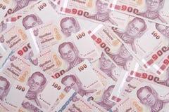 泰国货币 免版税库存照片