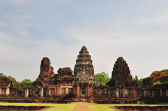泰国遗产 免版税库存照片
