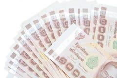 泰国金钱钞票一千泰铢 库存照片
