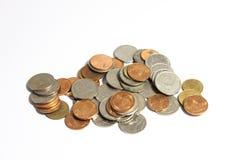 泰国金钱 库存照片