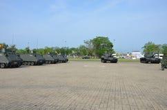泰国陆军坦克 免版税库存图片