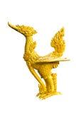 泰国雕象的寺庙 免版税库存图片