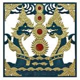 泰国雕象 免版税图库摄影