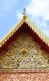泰国雕刻 图库摄影