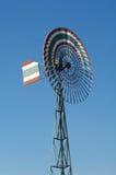 泰国风轮机 免版税库存照片