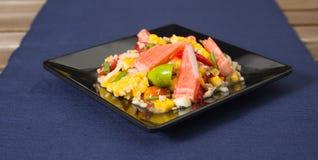 泰国食物沙拉 免版税库存图片