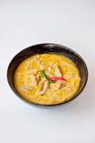 泰国食物电话KAENGKEAW WAN KAI 免版税图库摄影