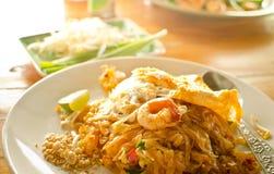 泰国食物的填充 图库摄影