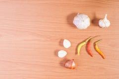 泰国食物菜,辣口味 免版税库存照片