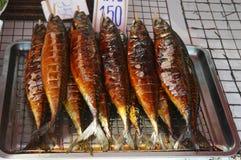 泰国食物-接合板 免版税库存照片