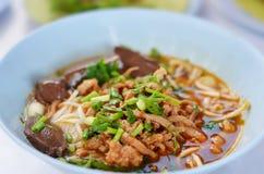 泰国食物 免版税图库摄影