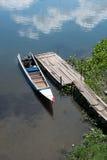 泰国驳船 免版税库存图片